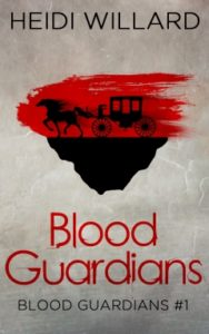 Book Cover: Blood Guardians