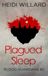 Book Cover: Plagued Sleep