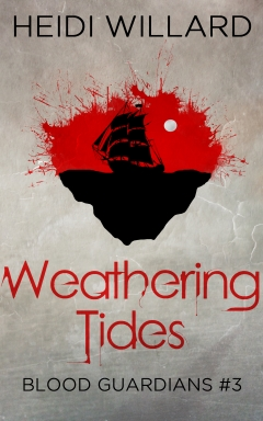 Book Cover: Weathering Tides
