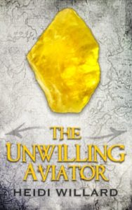 Book Cover: The Unwilling Aviator