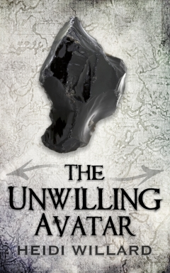 Book Cover: The Unwilling Avatar