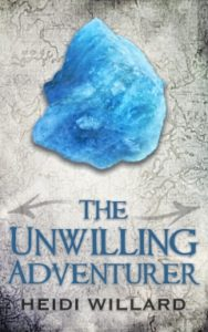 Book Cover: The Unwilling Adventurer